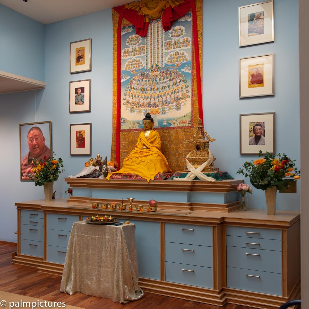 Jewel Heart : Boeddhistisch centrum